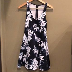 AF floral dress